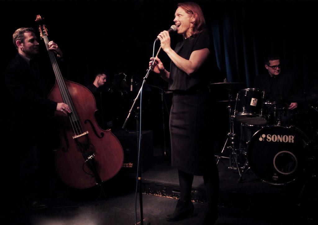 ZELDA and THE BIRTHDAY COLLECTIVE - Jazz standards
