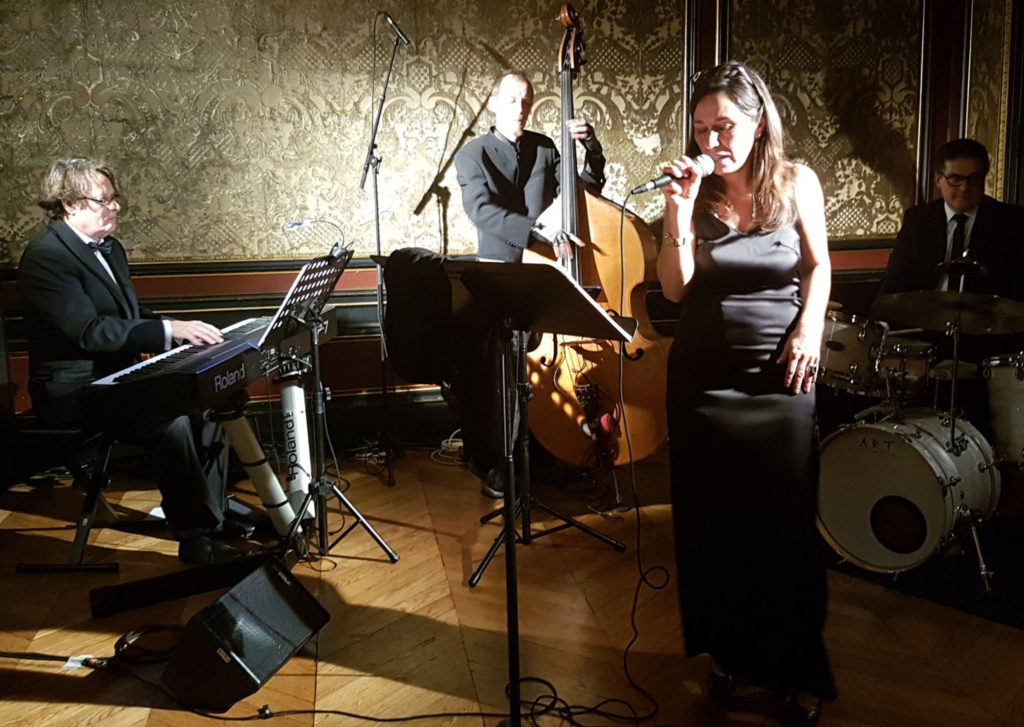 OSSANHA - Latin Jazz