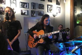 Soirée Jazz Club Big'Art Louviers - formule quartet guitare
