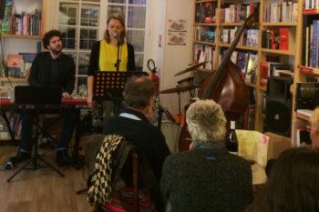 Librairie La Grande Ourse - Dieppe - formule quartet piano