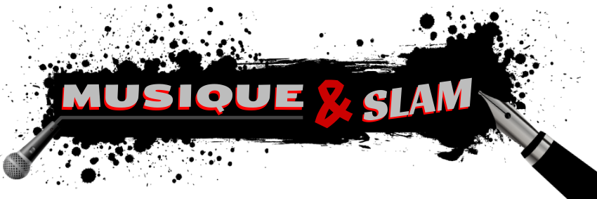 Logo MUSIQUE & SLAM